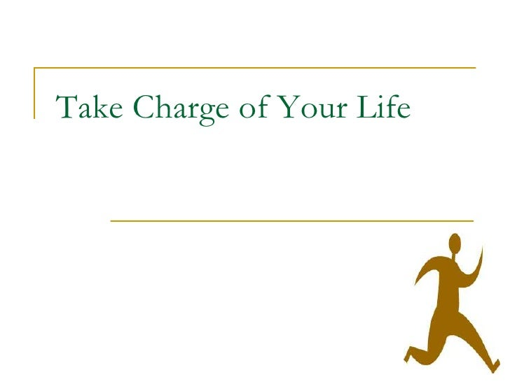 Take Charge of your life - A view from Phenocal
