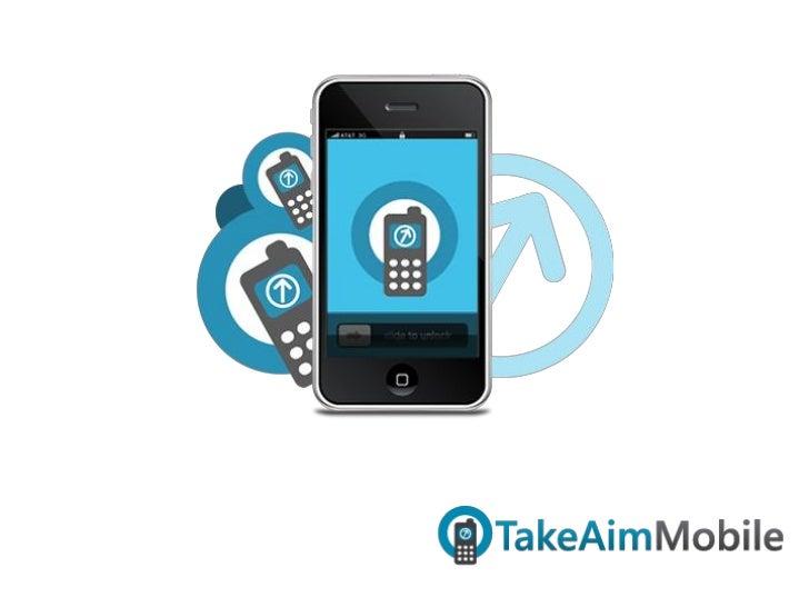 Take Aim Mobile   Text Message Marketing