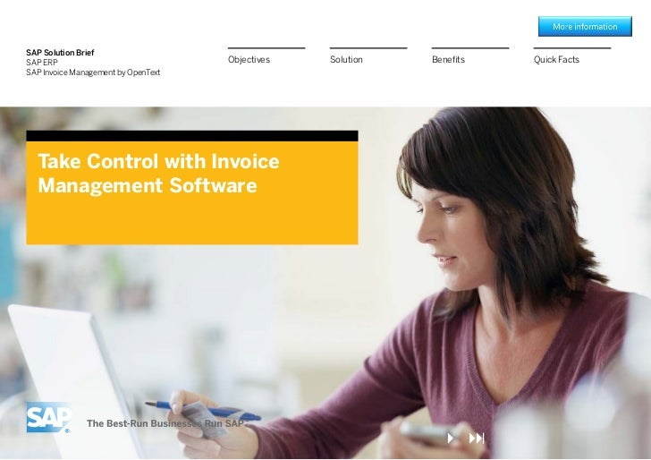 Take Control with Invoice Management Software
