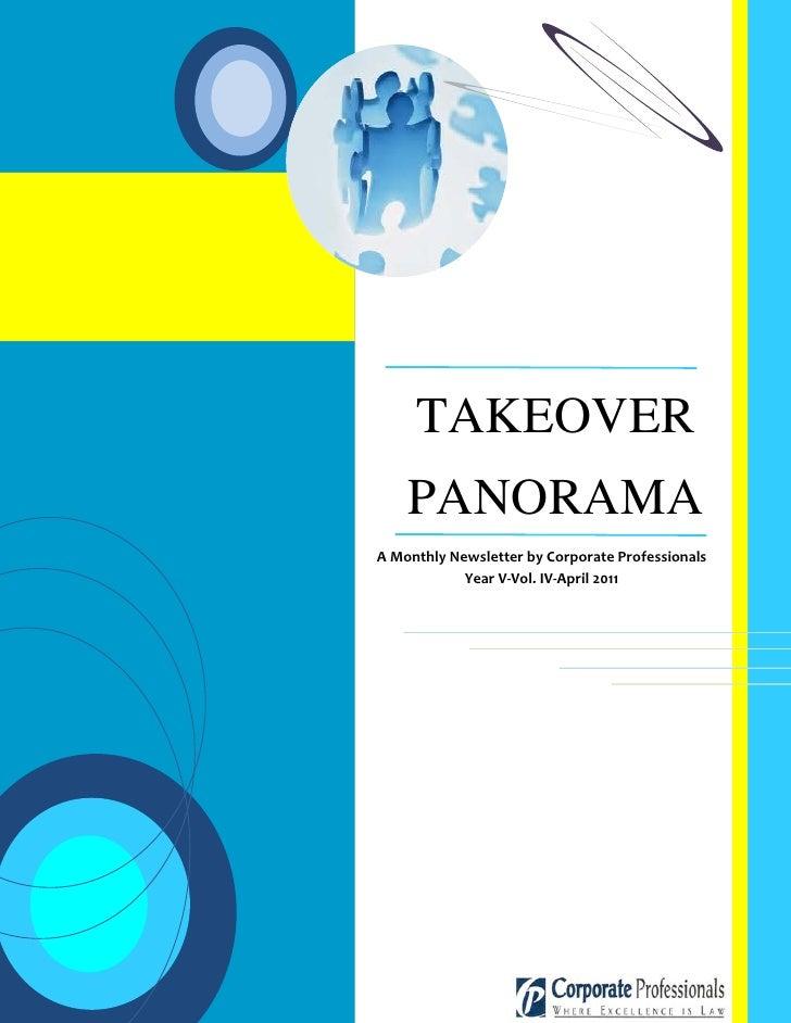 Takeover panorama april