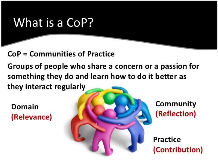 Essays on communities of practice