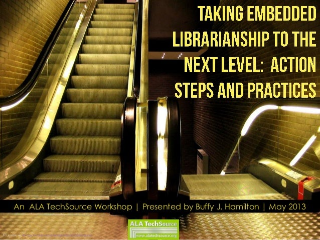 Taking Embedded Librarianship to the Next Level