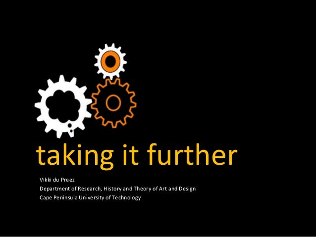 Taking It Further: The Practical Implications of Action Research in the Field of Design