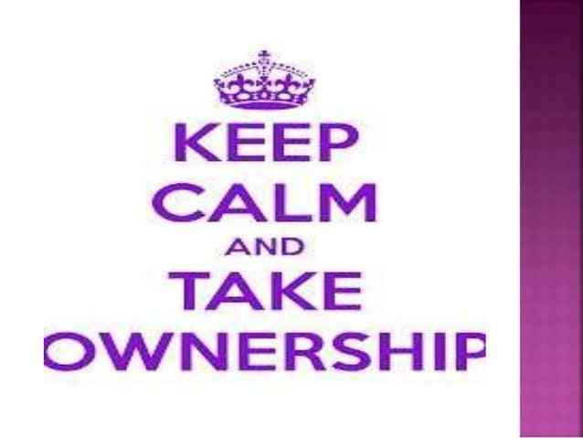 how to geek take ownership