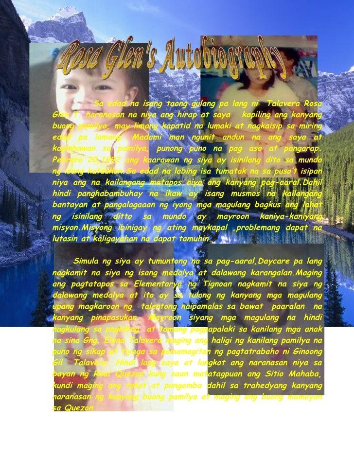 Sa edad na isang taong gulang pa lang ni Talavera Rosa Glen T. naranasan na niya ang hirap at saya kapiling ang kanyang bu...