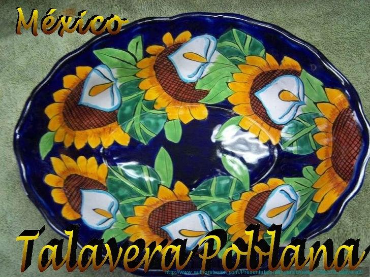 Talavera poblana (2)