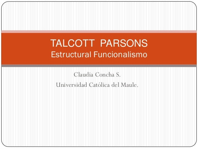 murdock and talcott parsons views on The functionalism and the family  which was discovered by tolcott parsons talcott parson and george murdock are the main thinkers when we talk about .