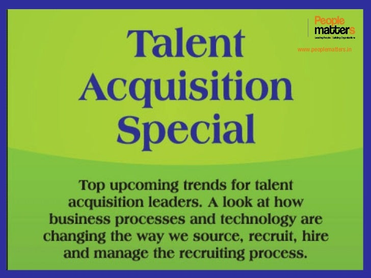 Talent Acquisition Service Providers slide_share