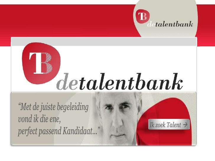 De TalentBank