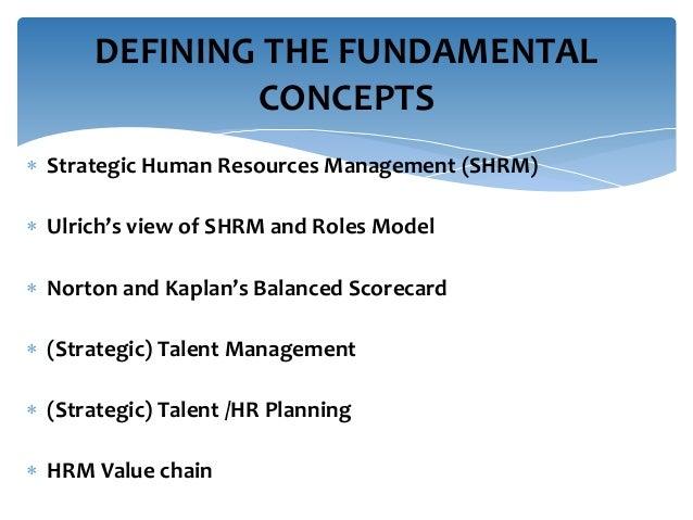 strategic human resources management ch3 4 Mgt 172: business project management human resources) this session will discuss the strategic management process.