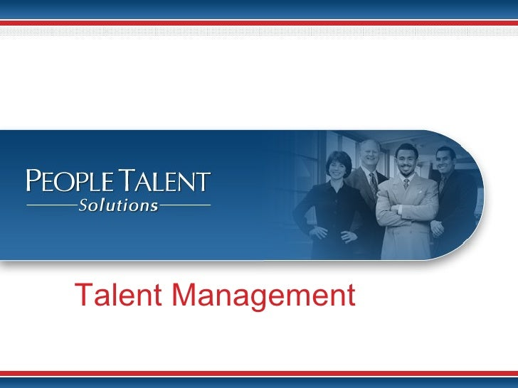 Talent Management From The Trenches