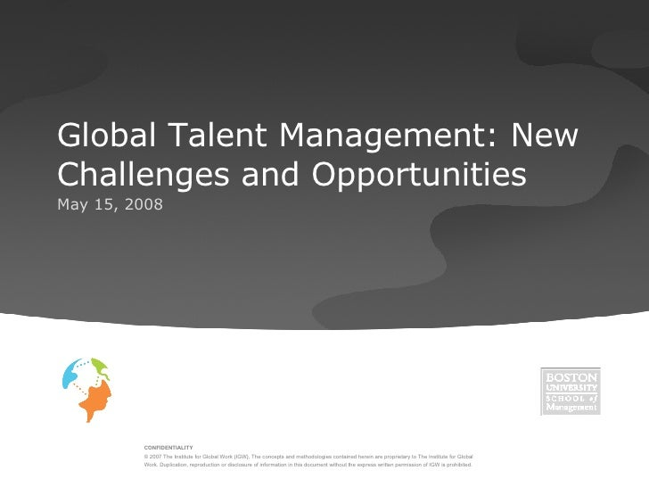 Talent Management Preswith Ptc5 15 08