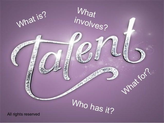Talent management romanian team