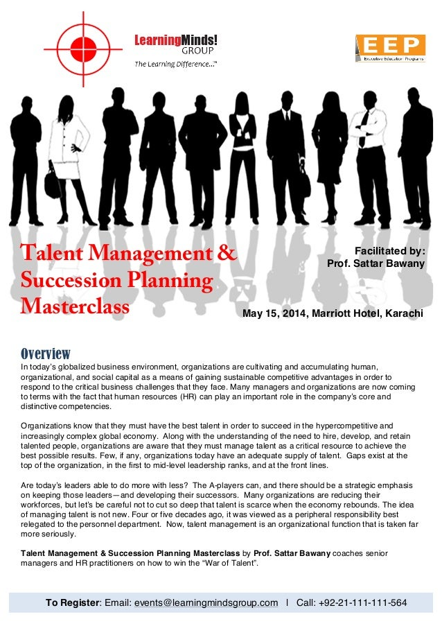 To Register: Email: events@learningmindsgroup.com | Call: +92-21-111-111-564    Overview In today's globalized busines...