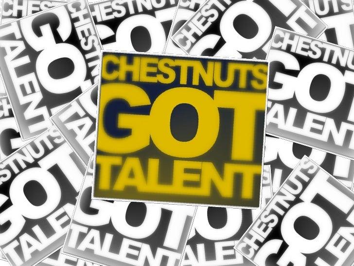 Talent show slideshow 2