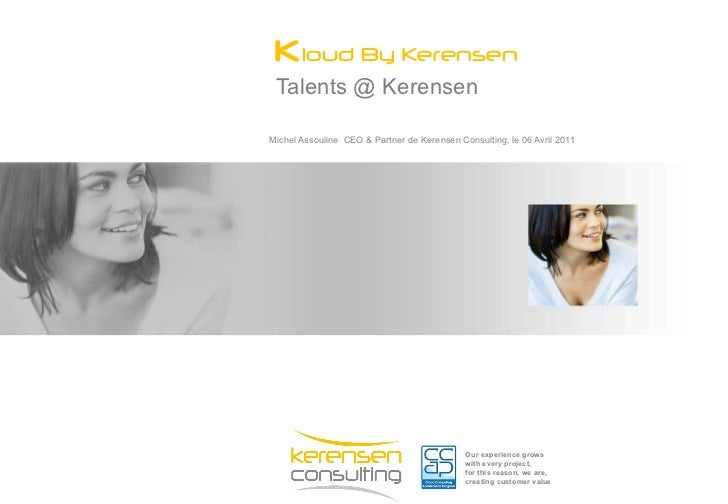Talents@kerensen