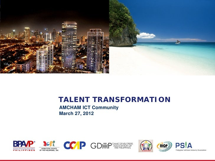 Talent Transformation in ICT