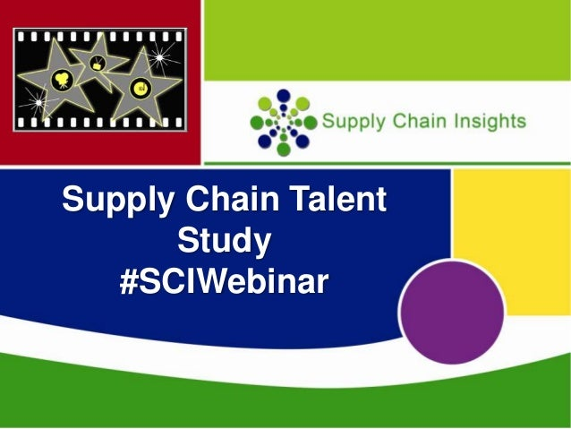 Supply Chain Talent: The Missing Link?