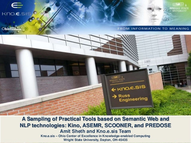 Domain case study: successful application of Semantic Web technologies and tools in Biomedicine and Health