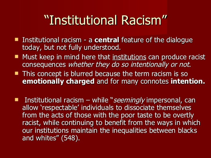 essays racism today One of the issues affecting the world today is of racism most people in society are unaware to what extent racism is present in the various spheres.