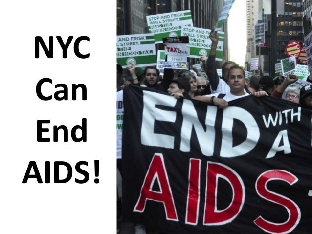NYC Can End AIDS!