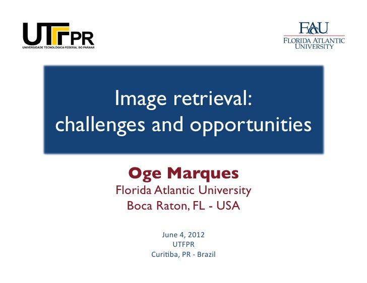 Image retrieval: challenges and opportunities