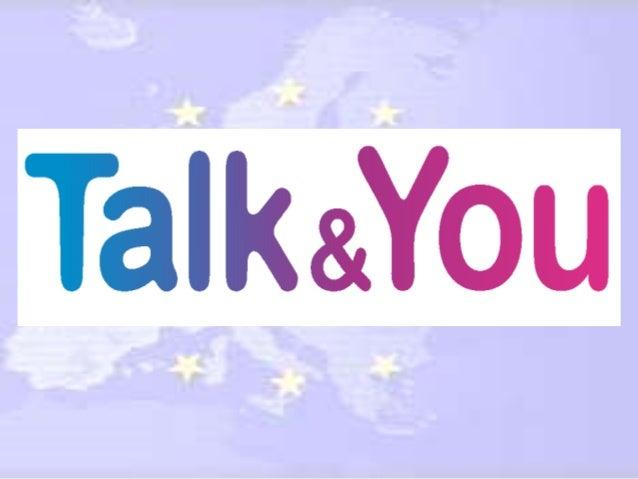 Talk & You es la marca de telefonía yADSL de XTRA TELECOM dirigidaespecialmente para residenciales oparticulares, principa...
