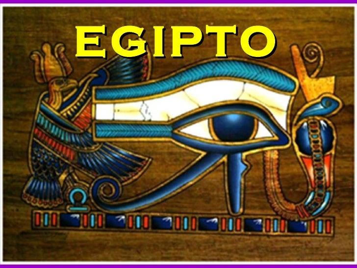 Taller Egipto