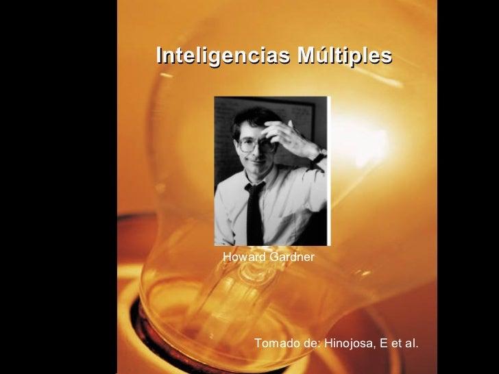Taller Ii Inteligencias Multiples PresentacióN