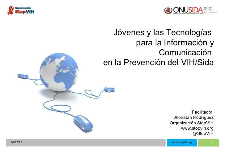 Jóvenes y las TICs en la prevención del VIH/Sida