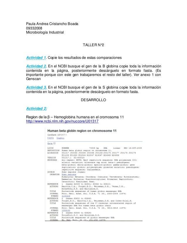Paula Andrea Cristancho Boada09332008Microbiología Industrial                                  TALLER N°2Actividad 1. Copi...
