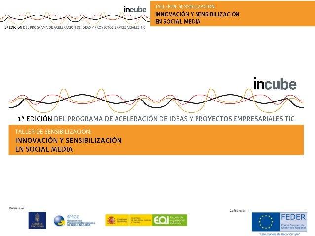 Taller 4 de Sensibilización - Innovacion y Sensibilización en Social Media (Diego Suárez Herrera)
