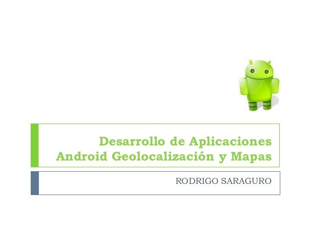 Taller Android Mapas