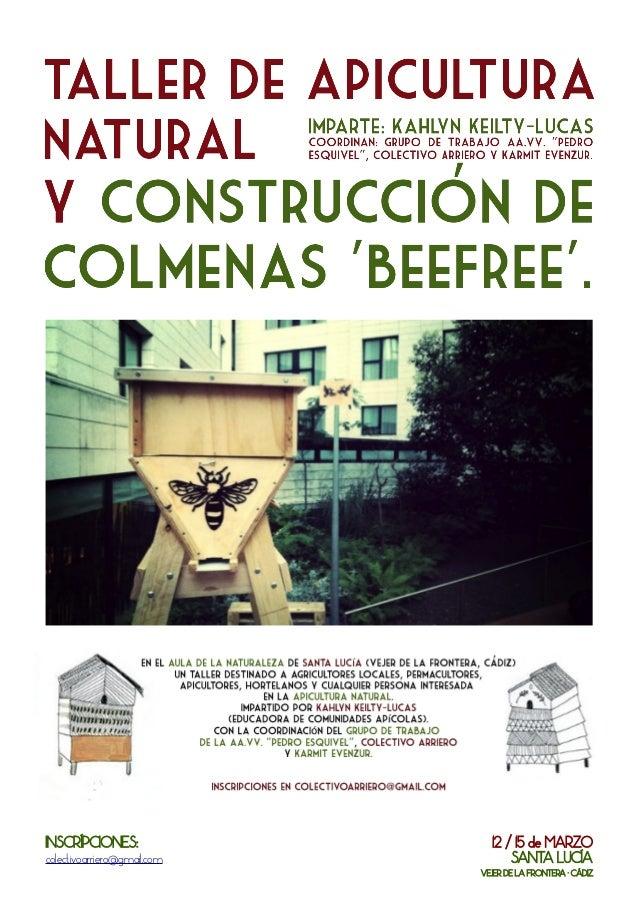 INSCRÍPCIONES: 12 / 15 de MARZO colectivoarriero@gmail.com SANTA LUCÍA VEJER DE LA FRONTERA · CÁDIZ