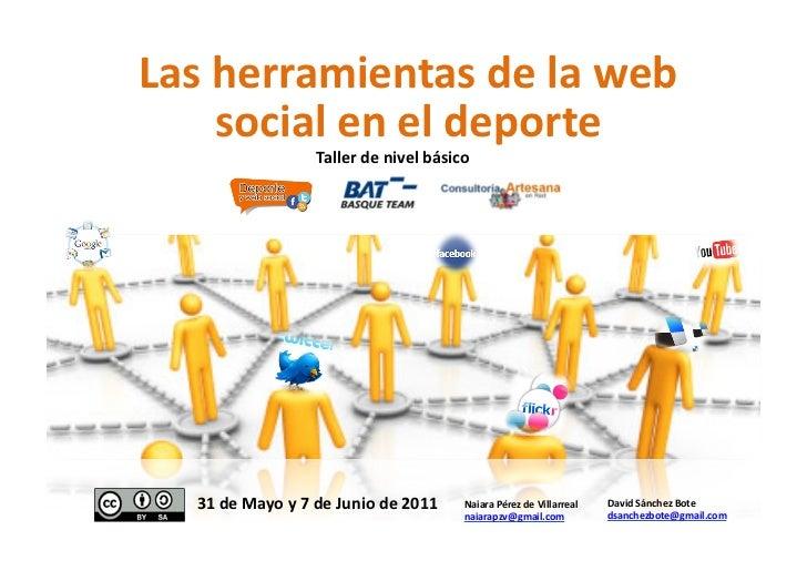 Web Social y Deporte