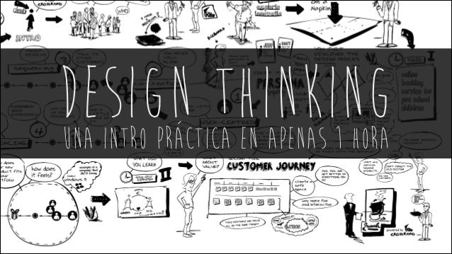 design thinkinguna intro practica en apenas 1 hora