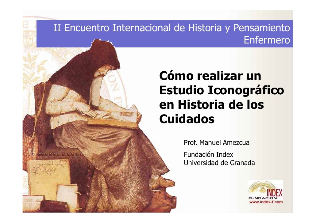 II Encuentro Internacional de Historia y Pensamiento                                           Enfermero                  ...
