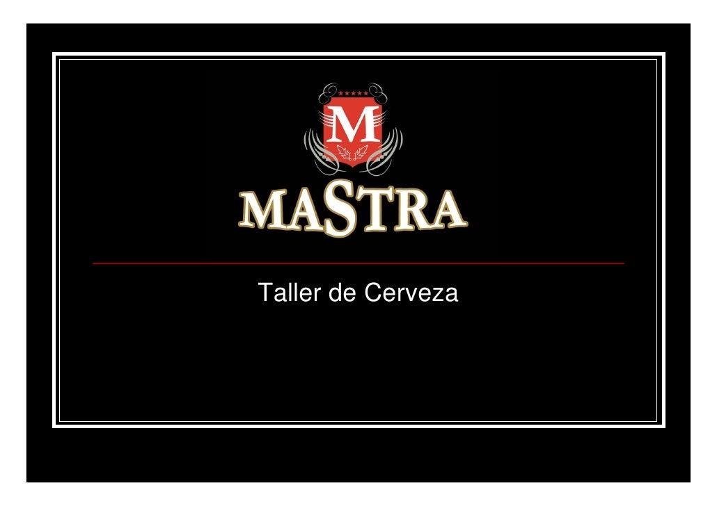 Taller Mastra