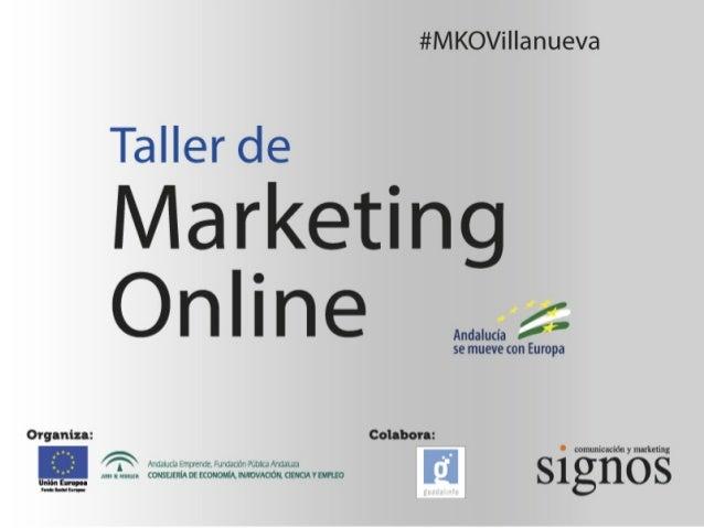 2 #MKOVillanueva ¿Qué es la Web 2.0? Redes sociales, horizontales y verticales Facebook Twitter Linkedin Blogs Geolocaliza...