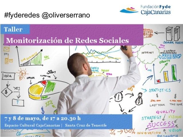 #fyderedes @oliverserrano