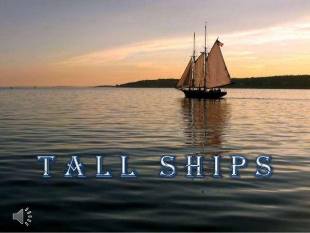 Tall ships (v.m.)
