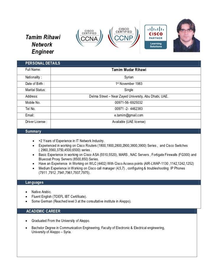 Beautiful Nirvick Chopra Resume CV CCIE Security B Tech Electronics TechExams Net Ccnp  Resume Format Free Practice