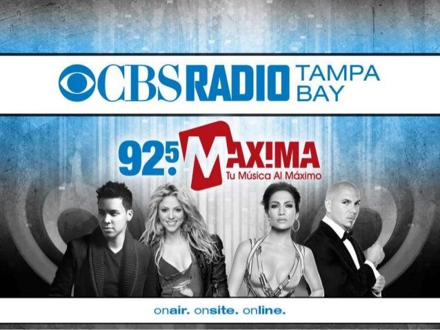 Tampa bay Hispanic market info