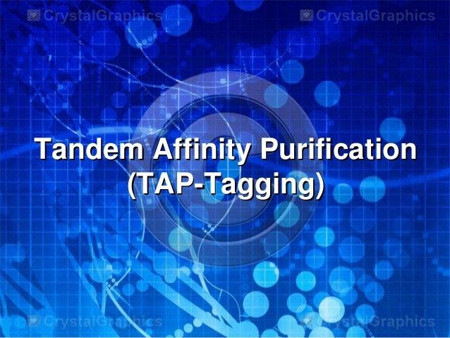 Methods I: Tandem affinity purification (TAP) in C. elegans, a ...