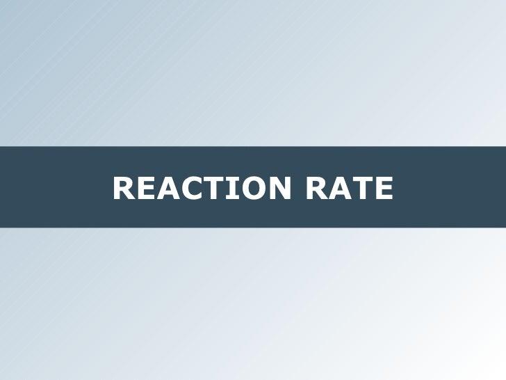 Tang 01  reaction rate