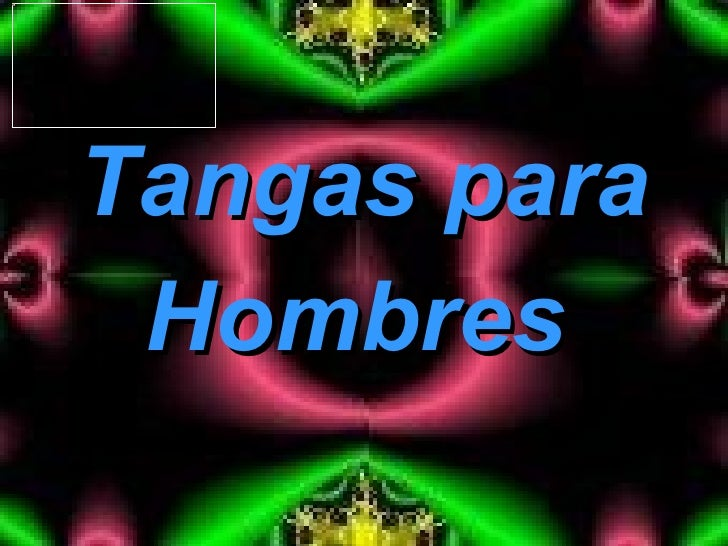 Tangasparahombres