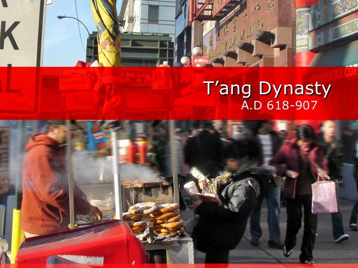 T'ang Dynasty A.D 618-907