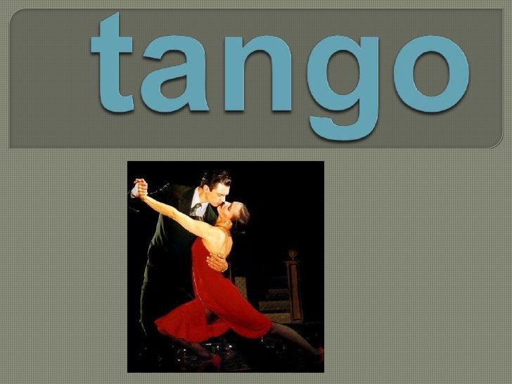 tango<br />