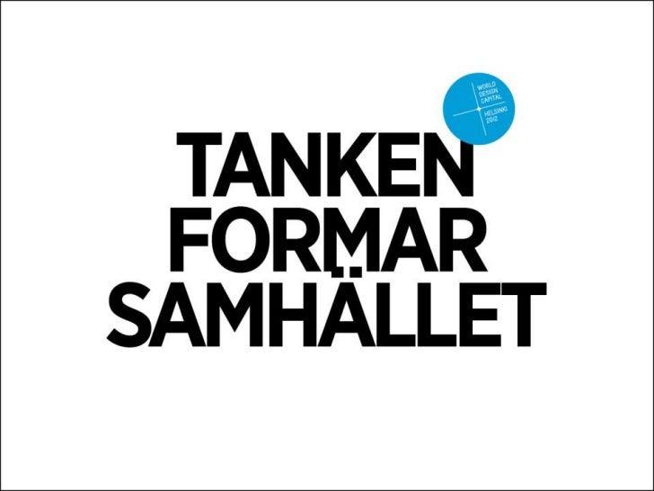 Tanken formar samhället | Helsingfors universitet