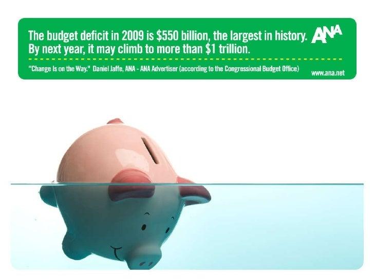 Tanking Budget Deficit